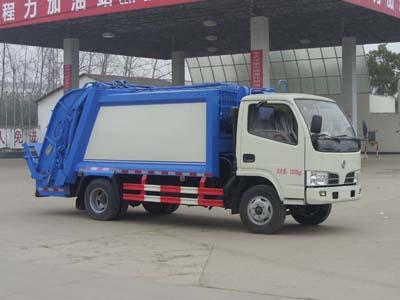 国五CLW5070ZYST5压缩式垃圾车