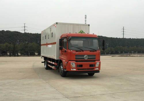DFH5160XRYBX1JV易燃液体厢式运输车