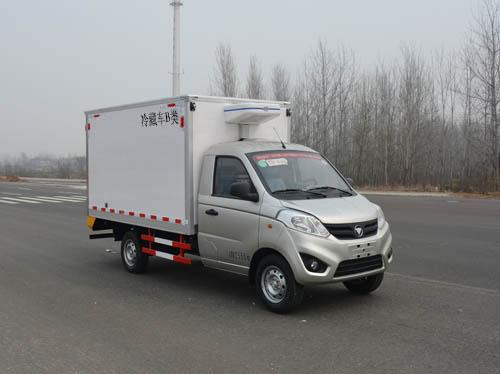 福田伽途T3冷藏车图片