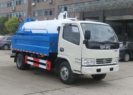亚博体育官网多利卡D6清洗吸污车图片