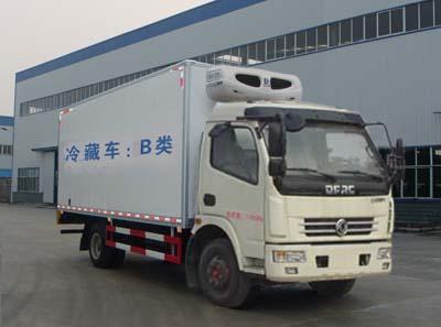 CLW5080XLC5冷藏车