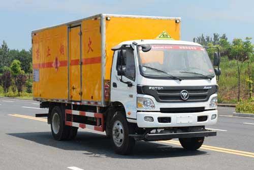 JHW5120XQYB-F6爆破器材運輸車