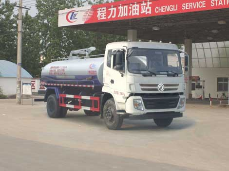 CLW5160GXEE5吸粪车