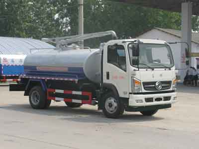CLW5080GXEE5吸粪车
