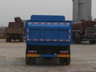自卸式垃圾车图片