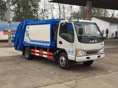 CLW5070ZYSH5压缩式垃圾车