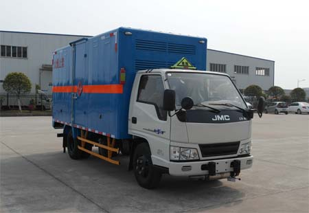 JMT5040XRYXGA2易燃液体厢式运输车图片