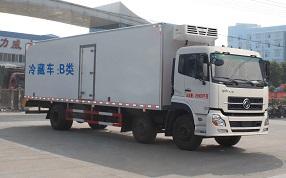 CLW5253XLCD5冷藏车