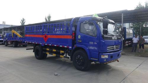 HCQ5081TQPE5氣瓶運輸車