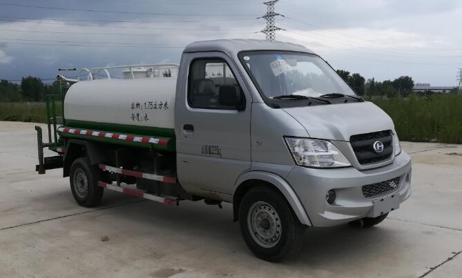 大運昌河2-3方灑水車