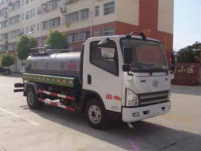 CLW5080GSSC5洒水车