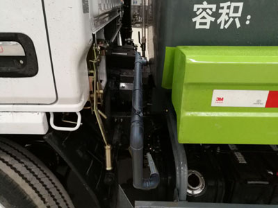 CLH5070GSSD5洒水车