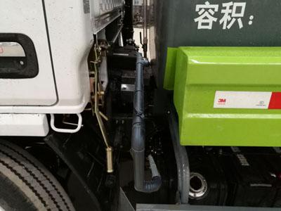 CLH5160GPSD5绿化喷洒车