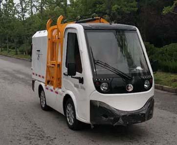 纯电动自装卸式垃圾车的特点垃圾车企业