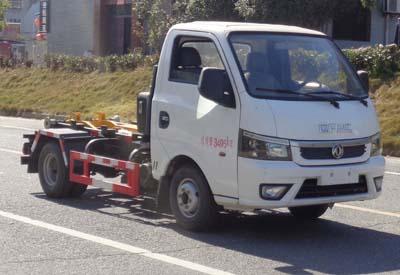 東風微卡國六勾臂垃圾車