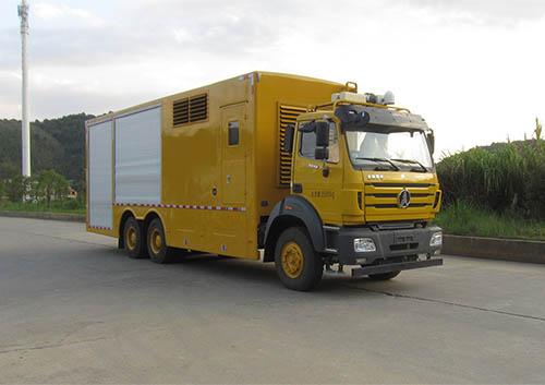 海德馨军警医疗车