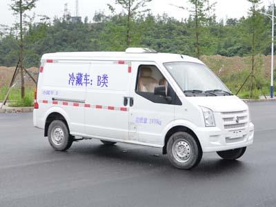 东风小康面包冷藏车