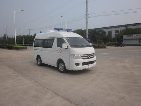 福田风景G7转运型救护车