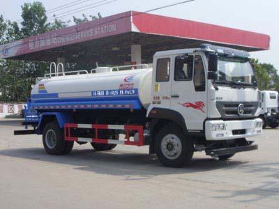 重汽斯太爾(14方)綠化噴灑車