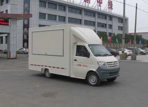 东风小康国五汽油70马力售货车