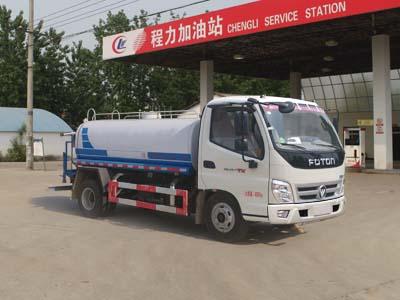 福田奧鈴5噸灑水車