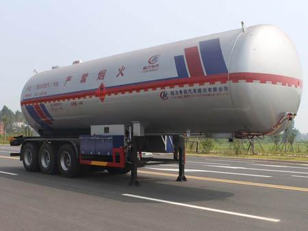 CLW9340GYQ液化气体运输半挂车