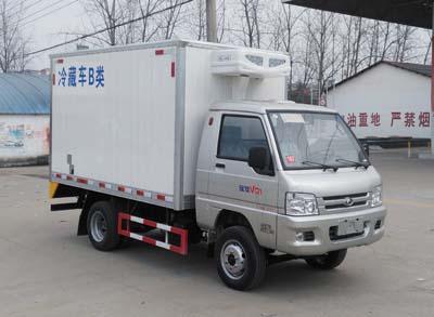 CLW5030XLCB5冷藏车