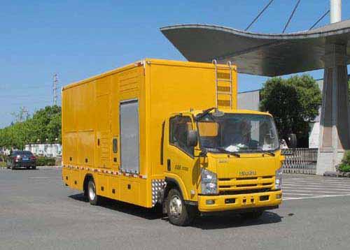 ALA5100TPSQL5大流量排水抢险车