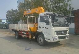 CLW5166JSQN5随车起重运输车