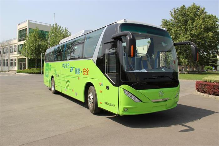 北京北方华德尼奥普兰客车BFC6115TBEV型纯电动客车