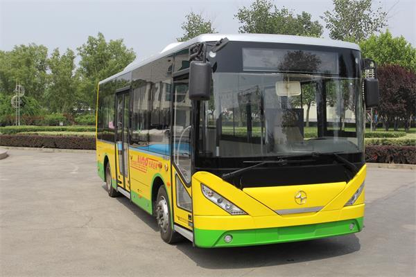 北京北方华德尼奥普兰客车BFC6809GBEV9型纯电动城市客车