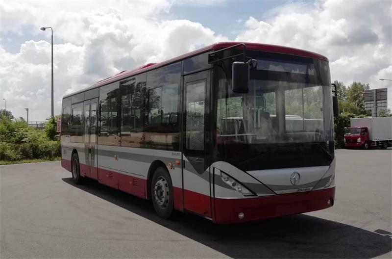 北京北方华德尼奥普兰客车BFC6109GBEV7型纯电动城市客车