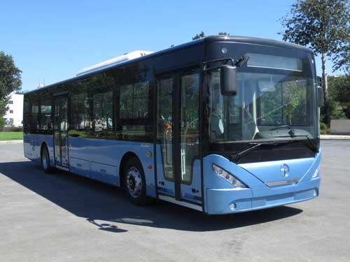北京北方华德尼奥普兰客车BFC6129GBEV2型纯电动城市客车