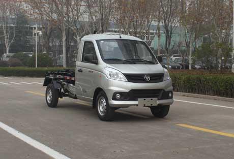 国6福田祥菱3方勾臂垃圾车价格表