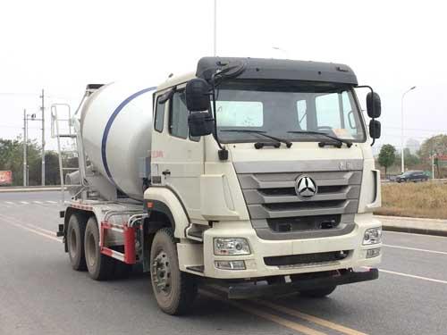 CSC5255GJBZ混凝土搅拌运输车