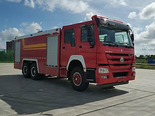 16噸水罐消防車