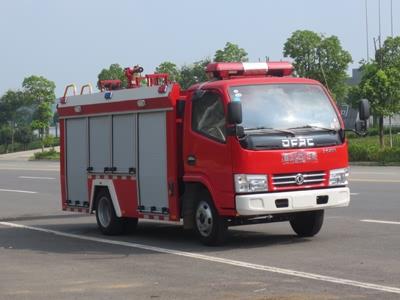 东风小型消防车1.5吨(蓝牌)