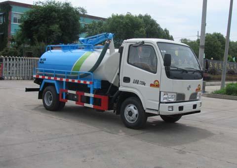 亚博体育官网多利卡沼气池吸污车图片