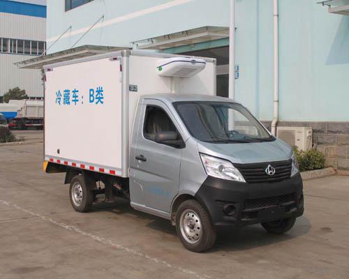 CLW5020XLC5冷藏车