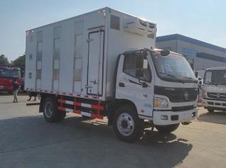 CLW5120CCQB5畜禽运输车