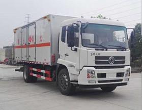 DLQ5180XRY5易燃液体厢式运输车