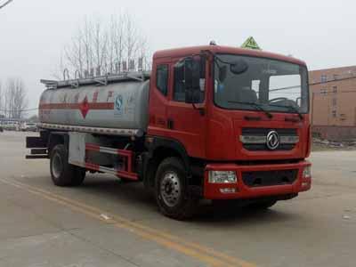 东风D9 12吨油罐车