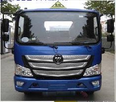 福田8吨加油车图片
