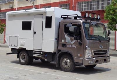 CLW5040XLJCH5旅居车