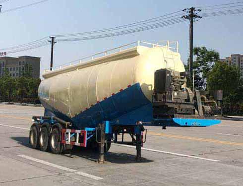 奥龙汽车有限公司ALA9400GFLC型中密度粉粒物料运输半挂车