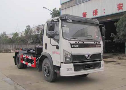 东风国六5吨压缩垃圾车