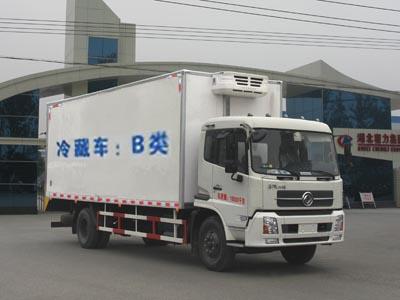 CLW5161XLCD5冷藏车