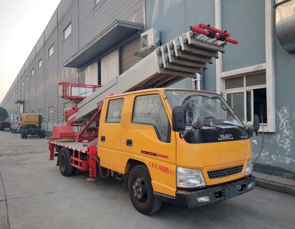 CLW5041TBAJ5搬家作業車