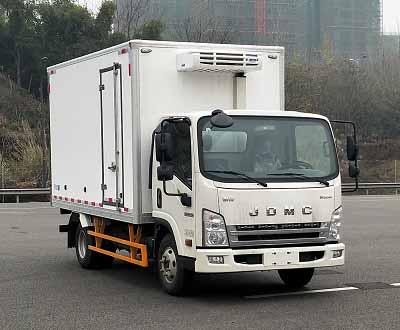 江铃骐铃蓝牌4米2冷藏车