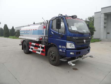 北京市清洁机械厂BQJ5100GSSB型洒水车
